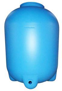 Filterbehälter für Top-Mount Ventil hellblau