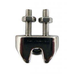 Edelstahldrahtseilklemmen Ø 3 mm 32193