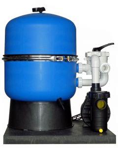 Sandfilteranlage Hawaii mit OKU Aqua Vario Plus Pumpe