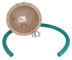 Einbaunische, kompl. für UWS 300W, 4100050