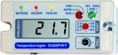 Digifat Temperaturregler mit Digitalanzeige 700360