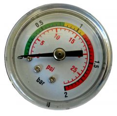 "Manometer 1/4""  50 mm 850003"