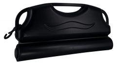 Eisdruckpolster schwarz 39,5 x 19,5 x 5 cm