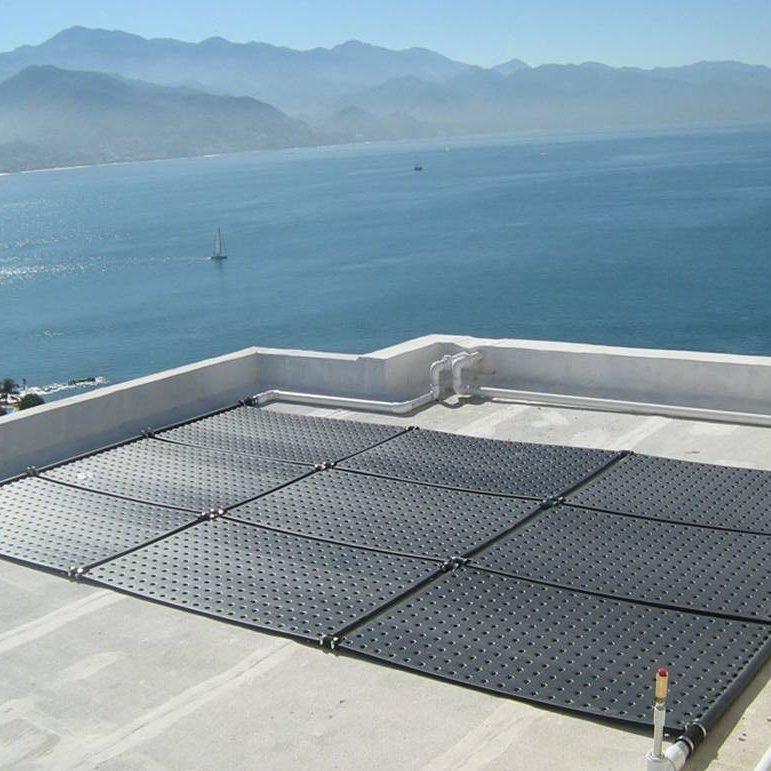 Poolheizung Solar