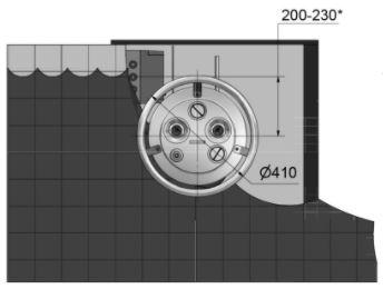 Abmessungen Pahlén Gegenschwimmanlage Jet Swim 2000